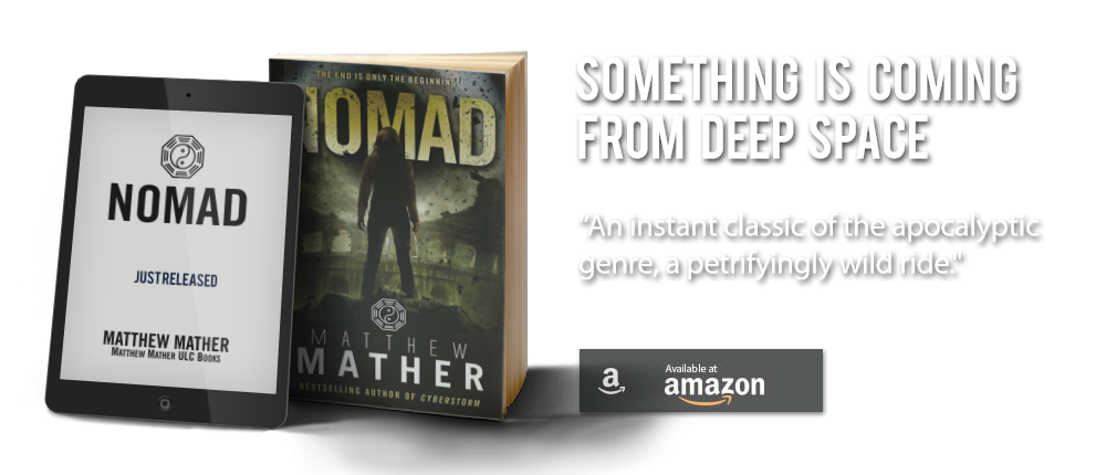 Nomad - Available on Amazon