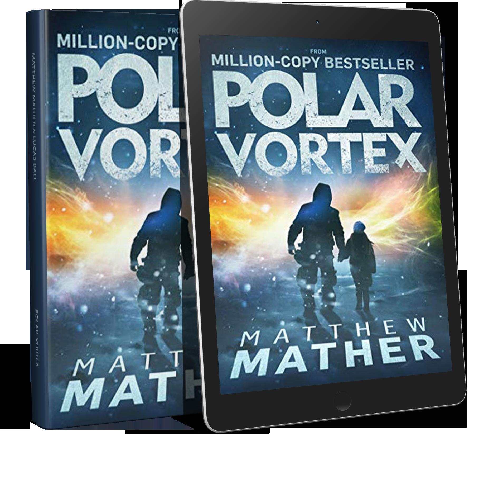 Polar Vortex - Matthew Mather